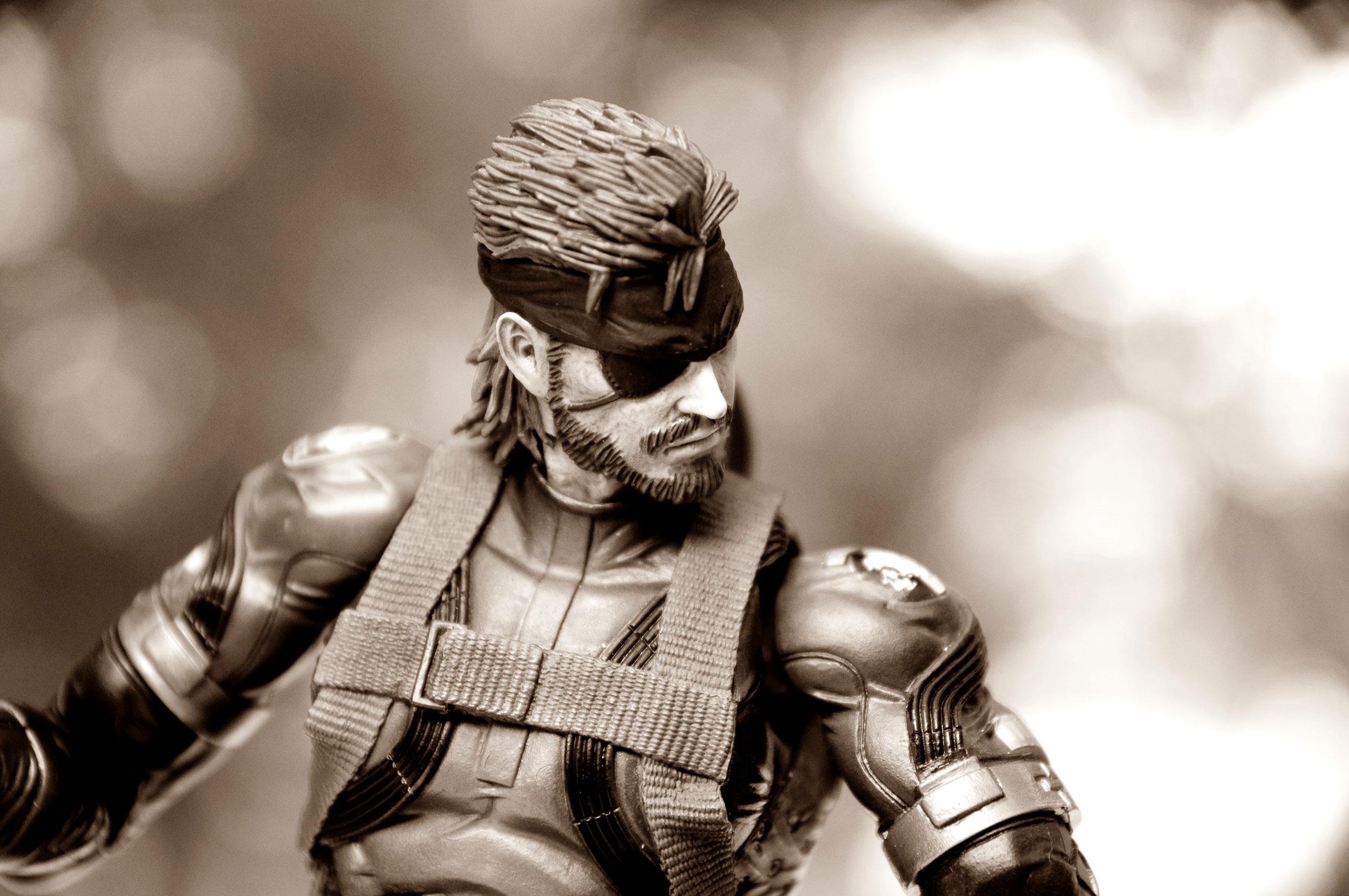 Metal Gear Big Boss