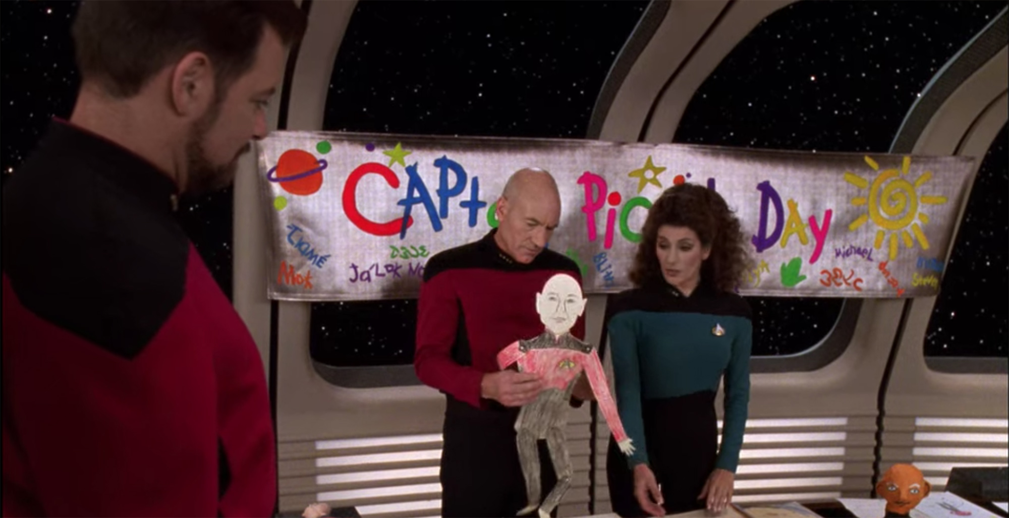 Picard Day Banner